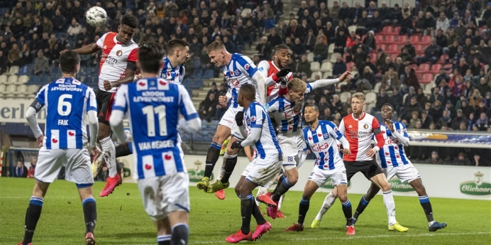 """Heerenveen baalt: """"Enorme kans op halve finale laten liggen"""""""