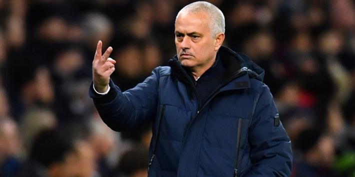 Zeer verrassend: Mourinho nieuwe hoofdtrainer van AS Roma