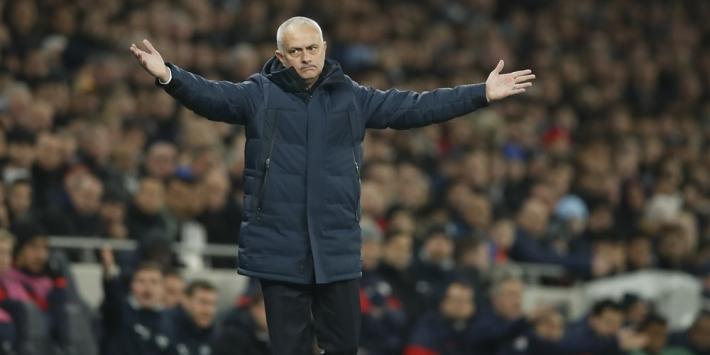 """Mourinho staat te popelen: """"Wil dolgraag dat het weer begint"""""""