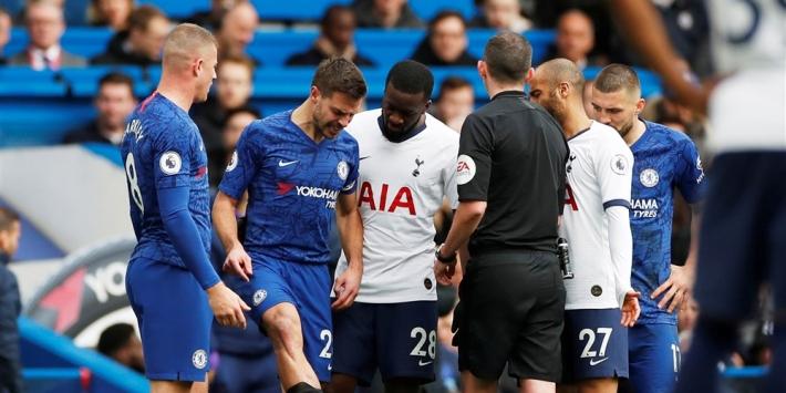 """Lampard boos op de VAR: """"Dit is een benenbreker"""""""
