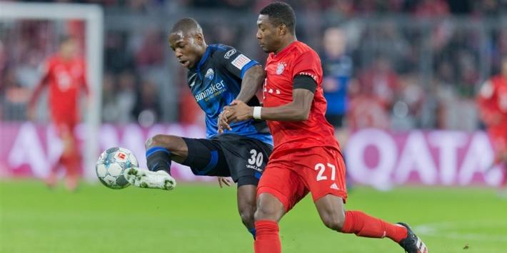 Nichtje Paderborn-speler overlijdt na bezoek aan Allianz Arena