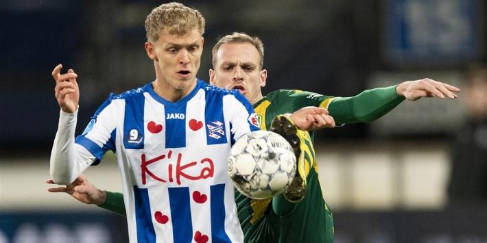 Geflopte sc Heerenveen-spits Odgaard keert terug in Eredivisie