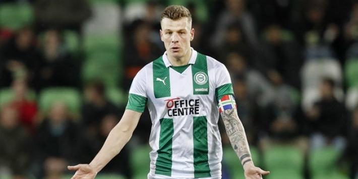 Officieel: Groningen ziet Memisevic alsnog naar China vertrekken