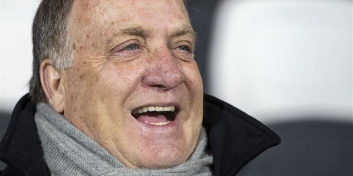 """Advocaat realistisch over titel Feyenoord: """"Nooit over gepraat"""""""