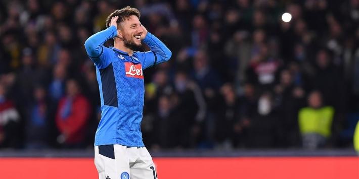 'Soap Mertens ten einde: nieuw contract tot 2022 bij Napoli'