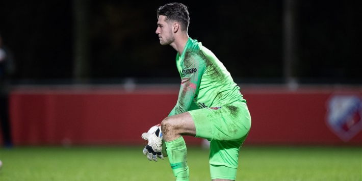 FC Utrecht bindt keepende jeugdinternational (19) langer aan zich