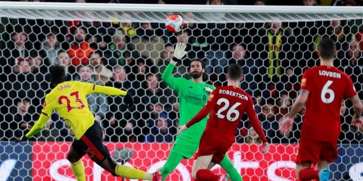 Alisson niet tegen Atlético, rentree Dost nog niet in zicht