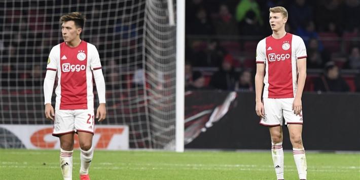 Krantenoverzicht: 'Ten Hag lijkt grip op Ajax volledig te verliezen'