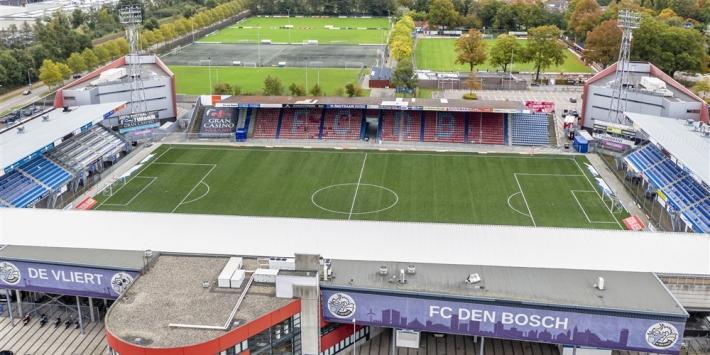 FC Den Bosch op zoek naar 'oudere trainer' voor rest van seizoen