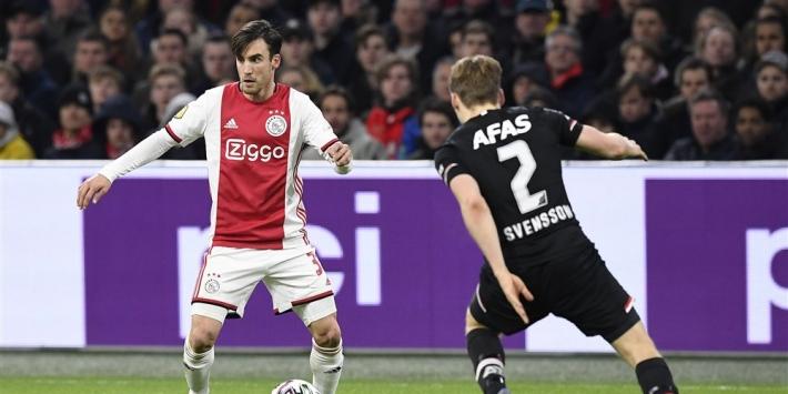 Tagliafico: Ajax-spelers zijn bereid loon in te leveren