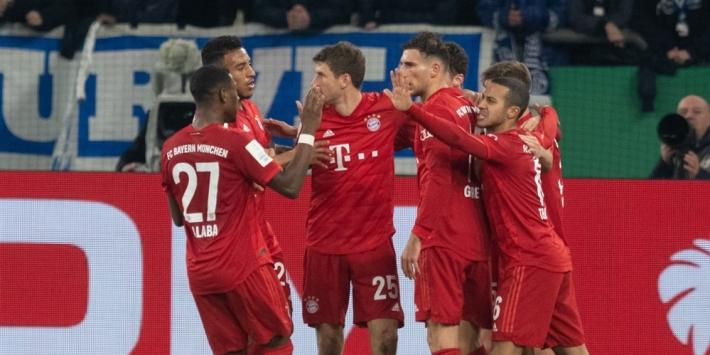 Duitse topclubs doneren twintig miljoen euro voor solidariteitspot