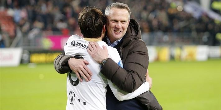 FC Utrecht houdt spelers met GPS en hartslagmeters in de gaten