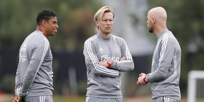 'Ajax-assistent Poulsen in beeld voor vacature bij FC Kopenhagen'