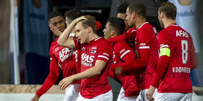 """Eindelijk eerste goal voor Wijndal: """"Was even van de wereld"""""""