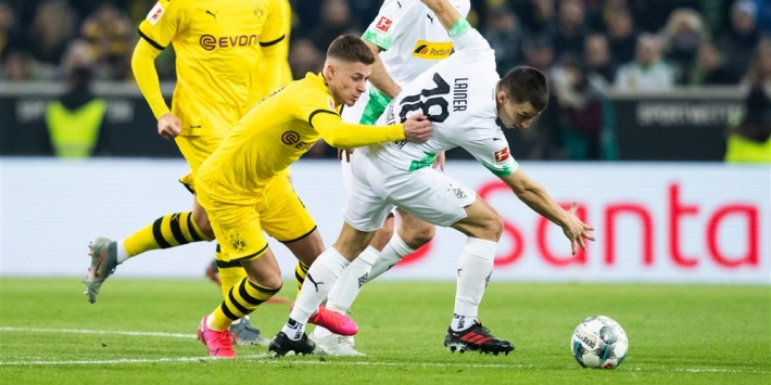 Sterk Dortmund zet Gladbach buitenspel in titelrace