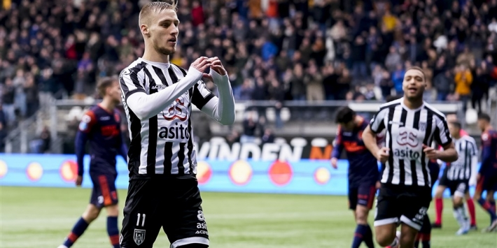 """Heracles bevestigt vertrek Van der Water: """"Logisch moment"""""""