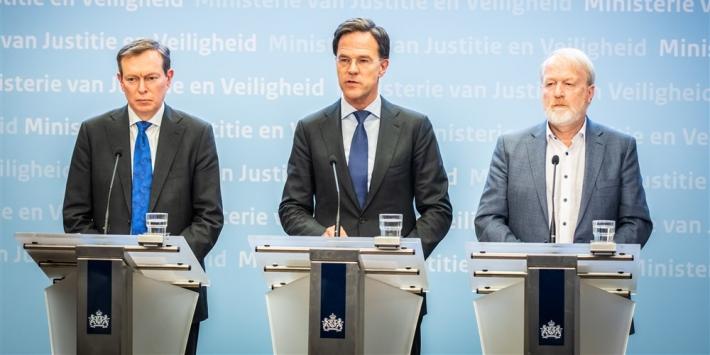 Nederland grijpt in: tot en met 31 maart geen voetbalwedstrijden
