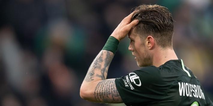 """Weghorst over het spelen zonder publiek: """"Was verschrikkelijk"""""""