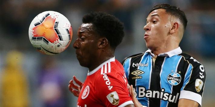'Ajax en Bayern München azen op Gremio-aanvaller Pepê'