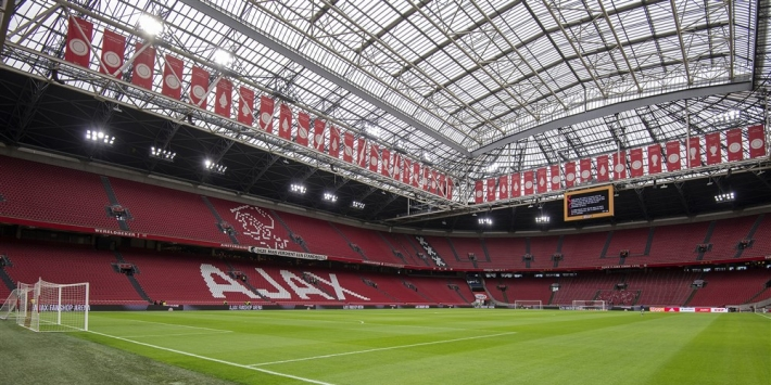 Drietal piepjonge talenten tekent nieuw contract bij Ajax