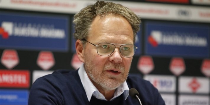 De Jong hoopt dat rechtszaak tegen KNVB niet doorgaat