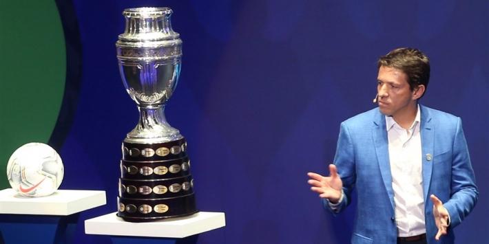 Ook Copa America wordt verplaatst naar zomer 2021
