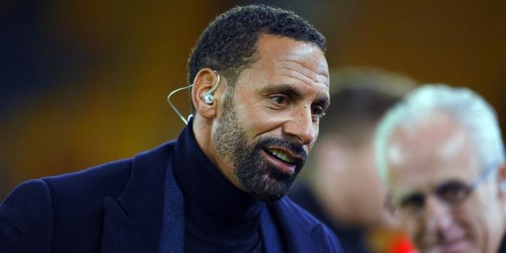 Ferdinand wil streep door competitie en dus door titel Liverpool