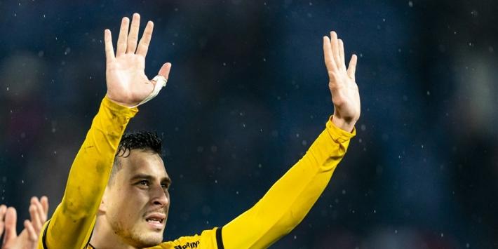 'NAC Breda wil Haye definitief overnemen van ADO Den Haag'