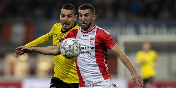 Sparta kijkt vooruit en neemt Heylen over van FC Emmen