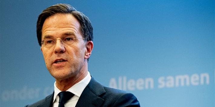 """Rutte betreurt zijn uitspraak: """"Dat vond ik niet zo fraai"""""""