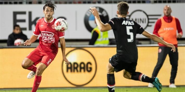 Oud-PSV'er Van Vlerken tekent nieuw contract bij Almere City