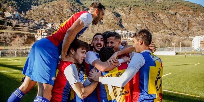 FC Andorra: het speeltje van Pique wil stapvoets naar La Liga