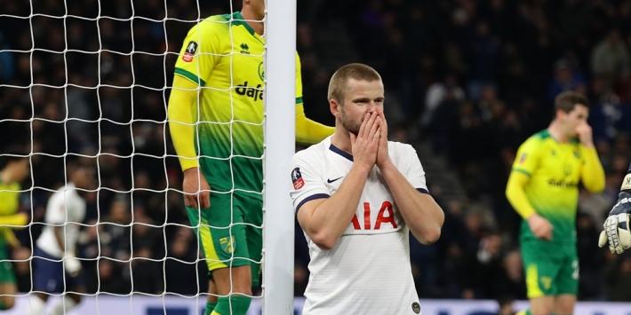 Tottenham-heethoofd Dier aangeklaagd voor bestormen van fan