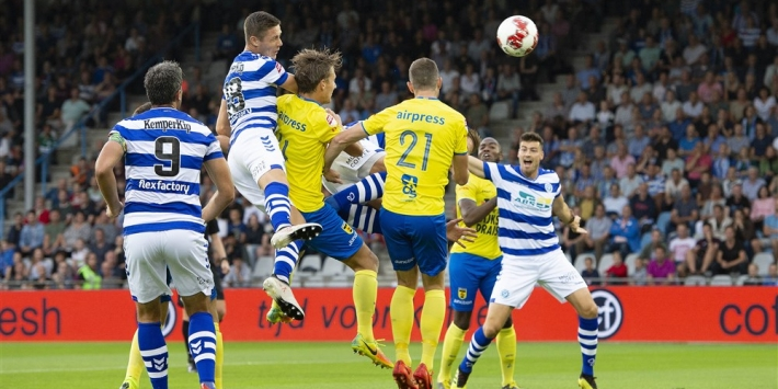 """Boele: """"Niet mijn doel om de clubs naar Eredivisie te brengen"""""""