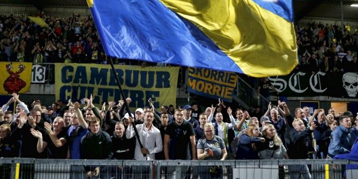 Cambuur en De Graafschap hebben 5 clubs voor ALV