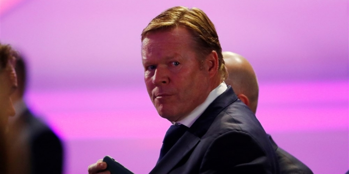 KNVB-directie, Koeman en bondsvoorzitter Spee doen loonoffer