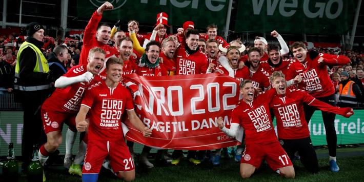 Kopenhagen blijft ondanks Tour de France-start speelstad EK