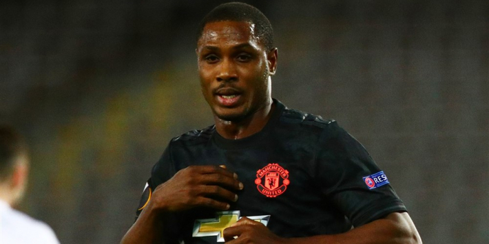 Manchester United houdt Ighalo langer aan boord