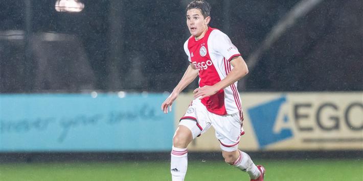 Jeugdspeler Jensen brengt Ajax-ervaring bij Nordsjaelland