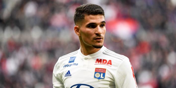 L'Equipe: Olympique Lyon gaat Aouar deze zomer verkopen