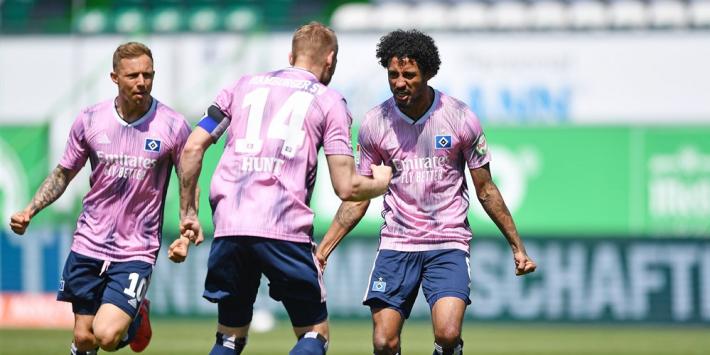 2. Bundesliga: top-drie laat punten liggen, zege voor Luhukay