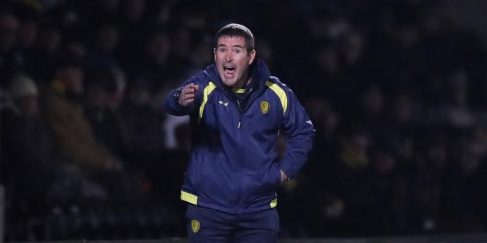 Burton Albion vervangt trainer door aanvoerder door coronacrisis