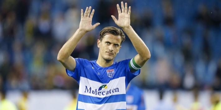 Reijnen (33) zet per direct punt achter voetbalcarrière