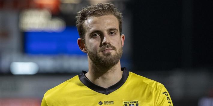 VVV gaat langer door met Zwitserse verdediger Gelmi