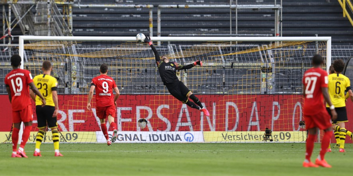 Dortmund verlengt met Bürki, speeltijd voor Bayern's Ulreich