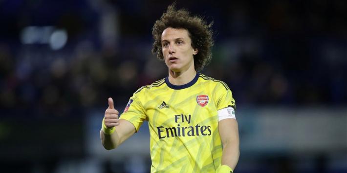 """Van Persie bewierookt ijzersterke David Luiz: """"Echt fantastisch"""""""