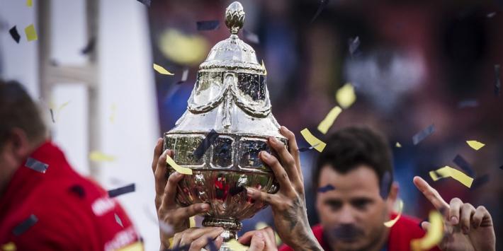 Amateurteams verdwijnen definitief uit de KNVB Beker