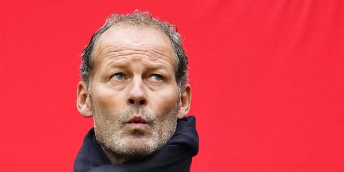 'Functie Oranje betekent voor Danny Blind vertrek bij Ajax'