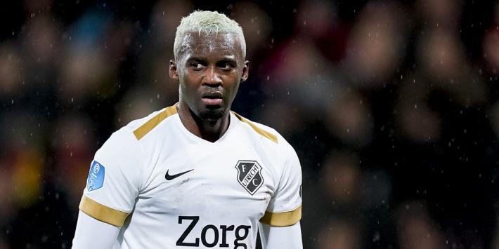 FC Utrecht wil Bahebeck en Emanuelson in Domstad houden