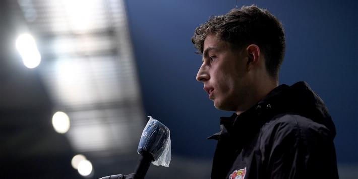 Havertz maakt hattrick, Arsenal verslaat Leicester in League Cup
